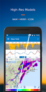Flowx: Weather Map Forecast App v3.220