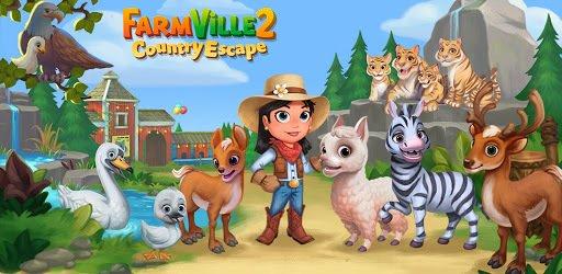 Download FarmVille 2: Country Escape MOD APK