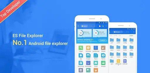 ES File Explorer File ManagerMOD APK