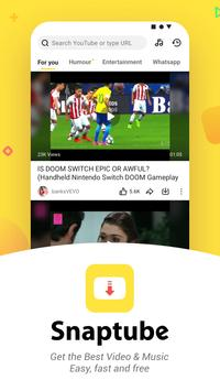 SnapTube Premium Apk (MOD, VIP Unlocked/AD-Free)